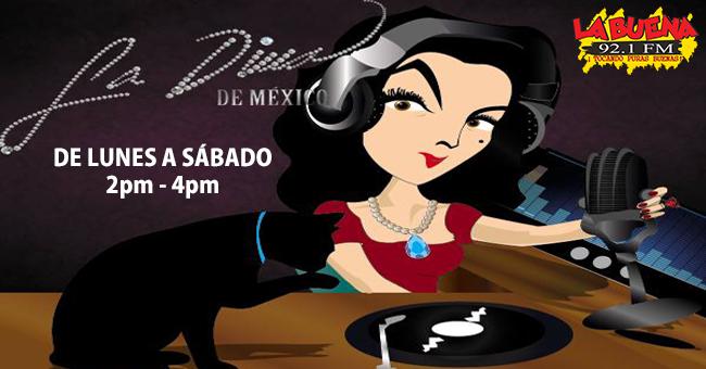 La Diva De México - El Show