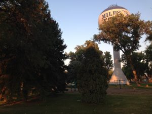 Riverside Park, Miles City, Mt.