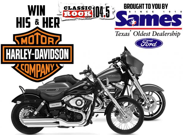 His & Her Harley Davidson Giveaway