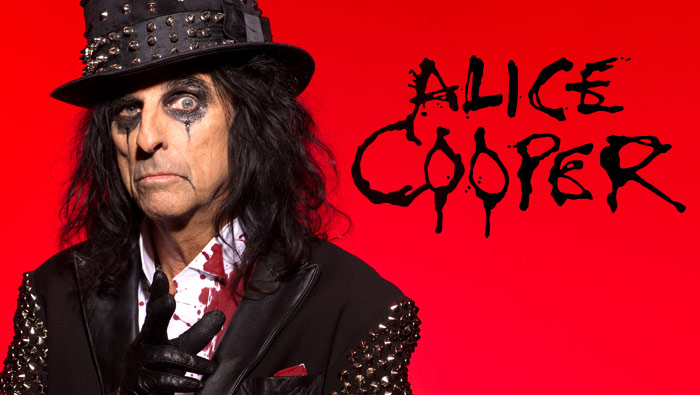 Nights With Alice Cooper Mon- Fri 7 to Midnight