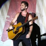 Thomas Rhett Thrills At Halftime Show During Cowboys Vs. Chargers Thanksgiving Game