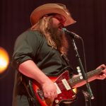 "Chris Stapleton Scores First No. 1 Hit With ""Broken Halos"""