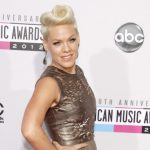 Pink Lands Cover of People Magazine's 2018 'Most Beautiful' Issue With Her Children