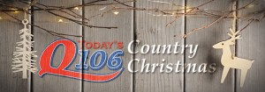 country christmas header