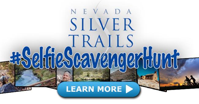 Nevada Silver Trails Selfie Scavenger Hunt