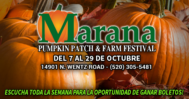 Marana Pumpkin Patch tickets - all dayparts