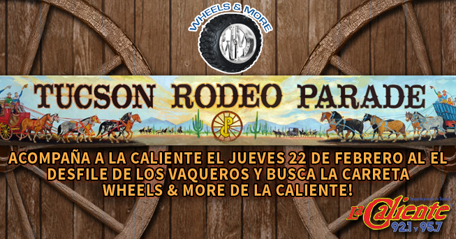 Tucson Rodeo Parade