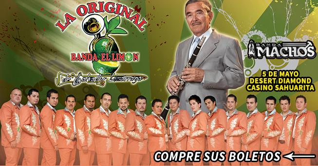 La Original Banda El Limón On Sale