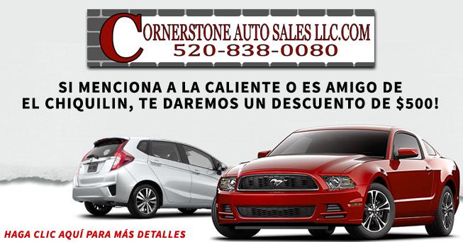 Cornerstone Auto Sales LLC