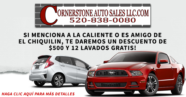 Cornerstone Auto Sales LLC