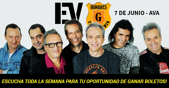 Enanitos Verdes tickets - all dayparts