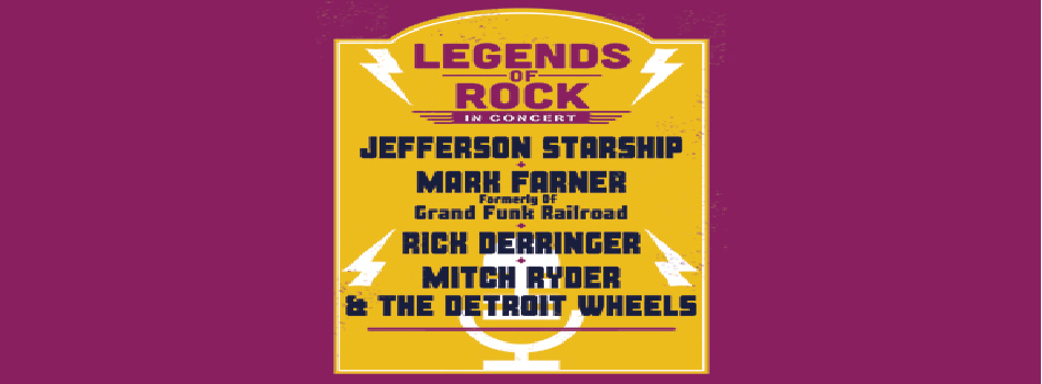 Legends of Rock REH