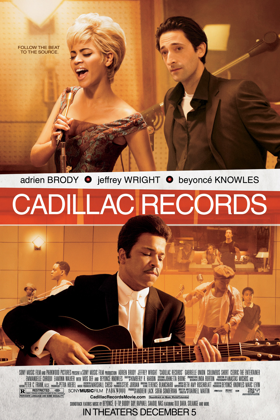 Movies in the Backyard – Cadillac Records | The Krush 95.9