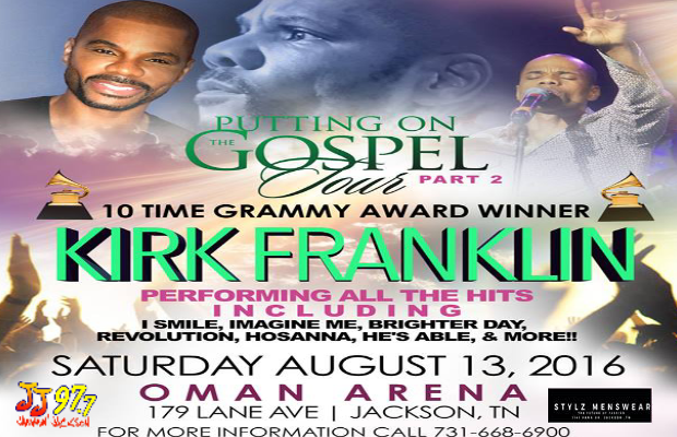 Putting on the Gospel concert