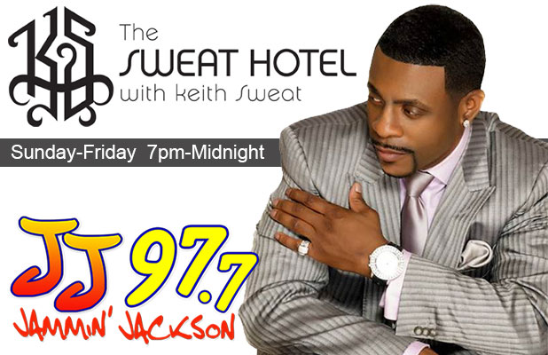The Sweat Hotel with Keith Sweat