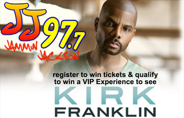 Kirk Franklin VIP Experience