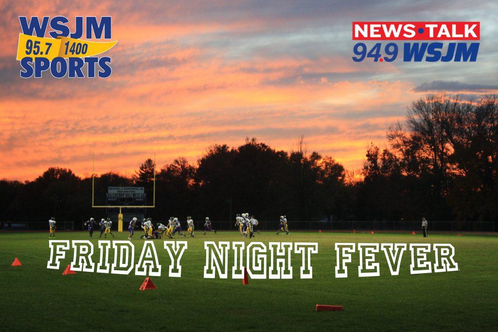 Friday Night Fever - Week 8