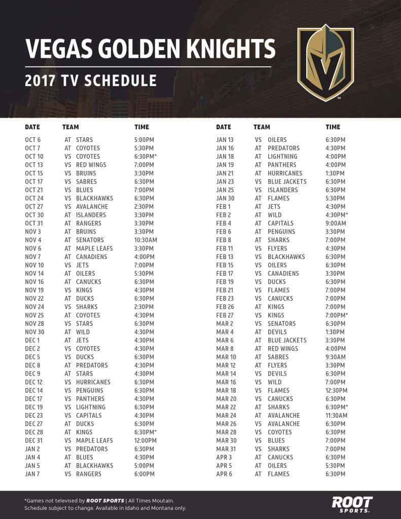 Vegas Golden Knights  06bf0c9a6