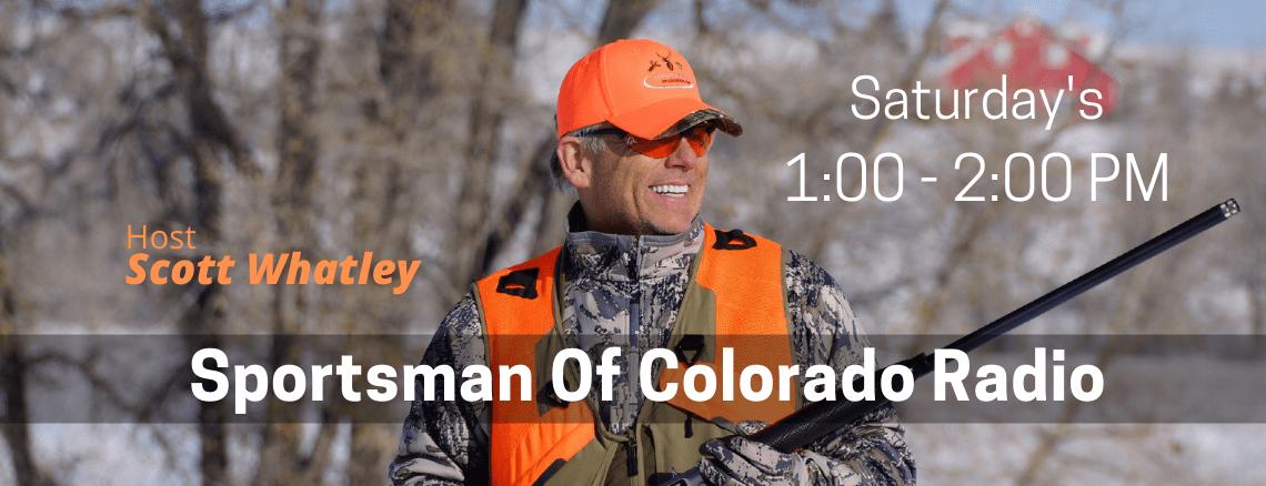 Sportsman of Colorado Scott Whatley