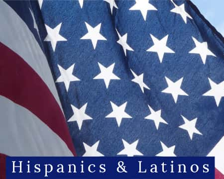 Hispanics:Latinos