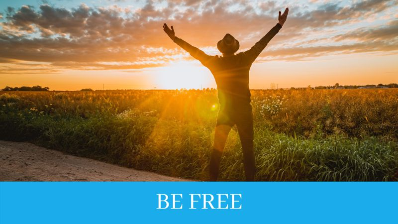 Ever Accountable - Be Free