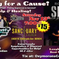KLZ Comedy for a Cause