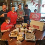 Long-time tailgaters: Bryan and family, Hawaii at Fresno State, 10.24.2020