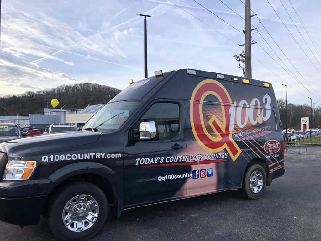 oak ridge nissan february 9, 2019   q100.3 today's continuous country