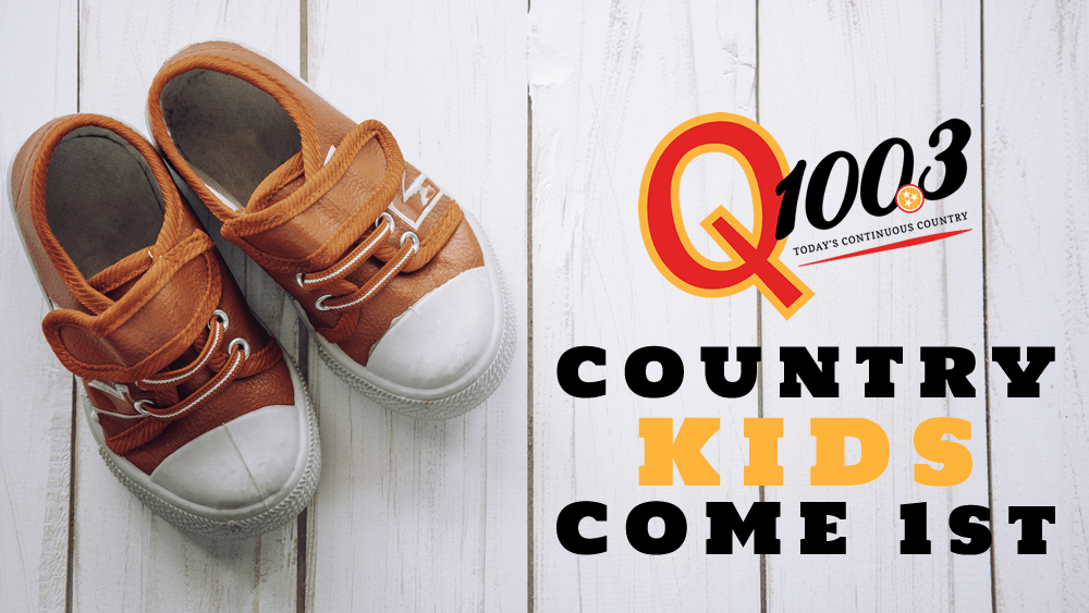 Q100 3 Today's Continuous Country - WCYQ-FM