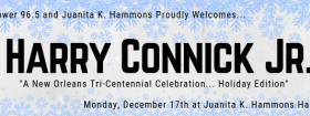 Win tickets to see Harry Connick Jr.