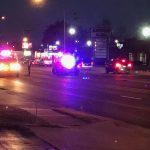 Springfield PD motorcycle rider hit Kansas Battlefield: A Springfield Police motorcycle rider was hurt in a crash at Kansas and Battlefield.
