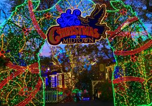 Christmas Theme Park.Silver Dollar City Christmas Attraction In Running For Best