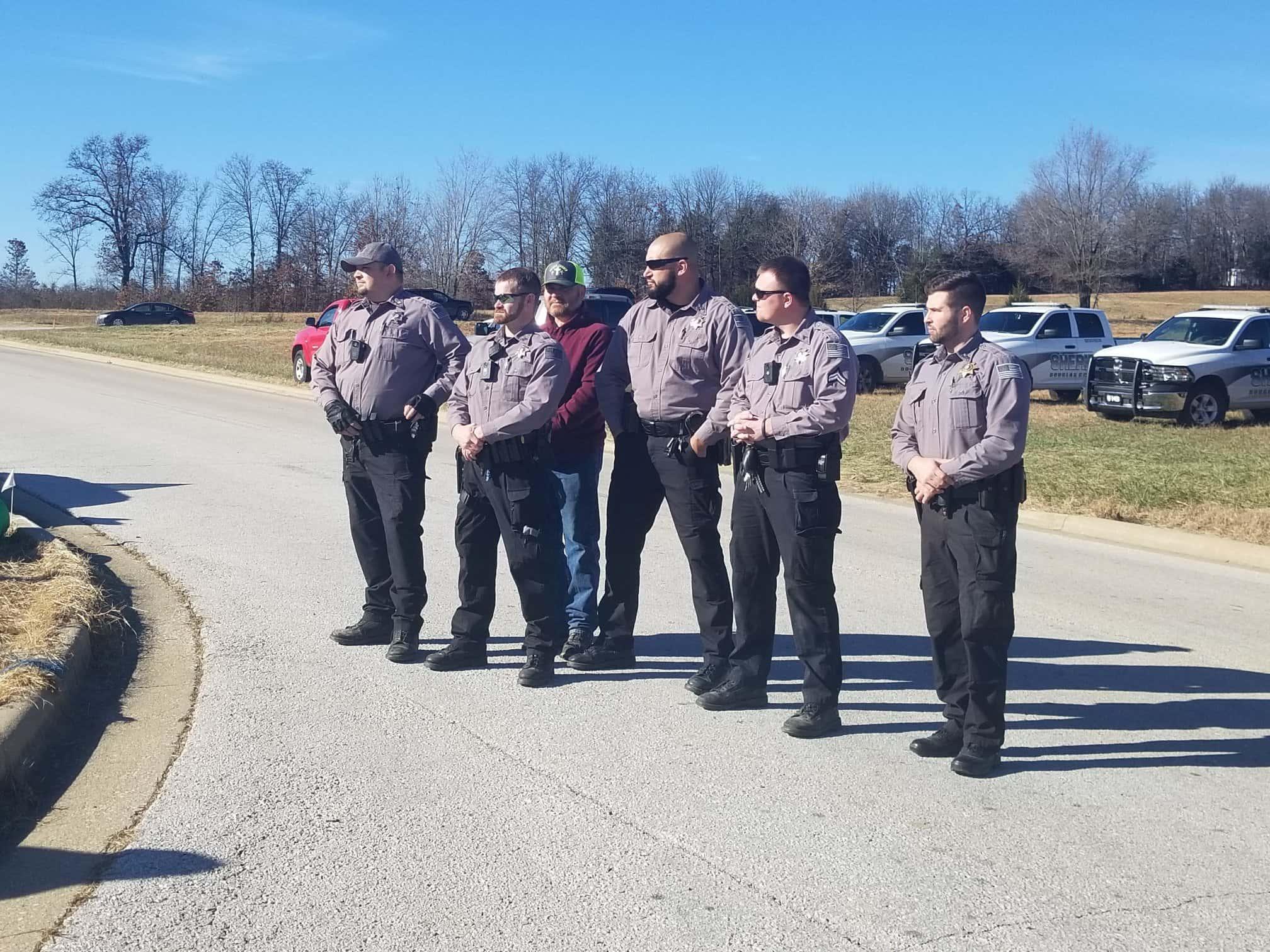 Douglas County Breaks Ground On New Jail | KTTS