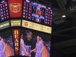 Loyola-vs.-MSU-Lady-Bears-2-1-25-19: Photo by Don Louzader, KTTS News