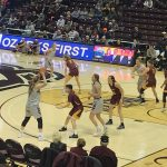 Loyola-vs.-MSU-Lady-Bears-2-1-25-19: Photo by Don Louzader, KTTS News
