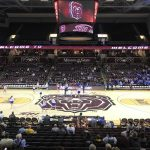 Drake-vs.-MSU-Lady-Bears-2-3-3-19: Photo by Don Louzader, KTTS News