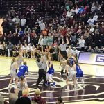 Drake-vs.-MSU-Lady-Bears-5-3-3-19: Photo by Don Louzader, KTTS News