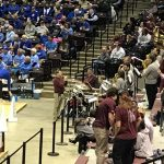 Drake-vs.-MSU-Lady-Bears-8-3-3-19: Photo by Don Louzader, KTTS News
