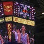 Drake-vs.-MSU-Lady-Bears-9-3-3-19: Photo by Don Louzader, KTTS News