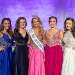 The top 5: Abbie Mueller, Mallory Sublette, Shae Smith, Halie Hebron and Ashley Berry. photo provided by David Pickering Photography