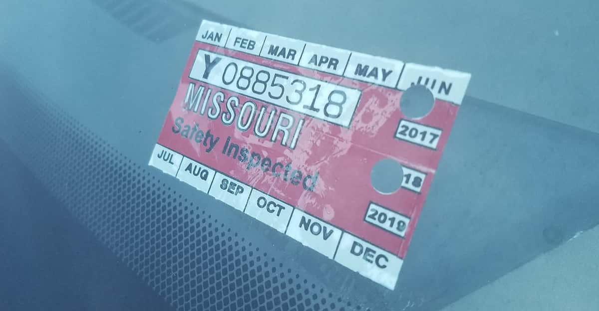 Missouri Safety Inspection >> Legislation Filed To End Missouri Vehicle Inspections