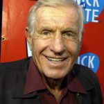 "TV Land and Nick at Nite Upfront: Jerry Van Dyke ,""Coach"", at the TV Land and Nick at Nite Upfront in ""The Bat Cave""  on Broadway in New York City on April 24, 2002.  photo by Gabe Palacio/ImageDirect"