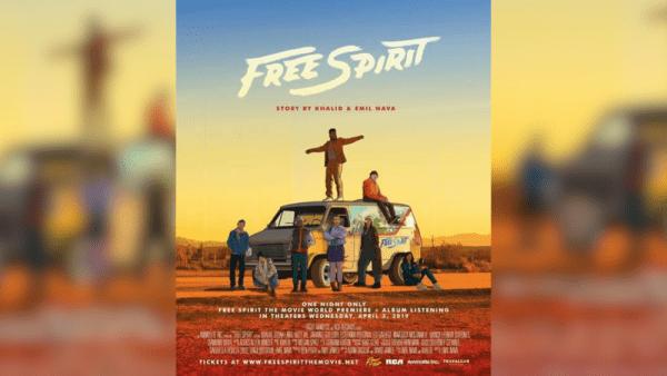 Khalid Bringing His Next Album 'Free Spirit' to Cinemas   DJ