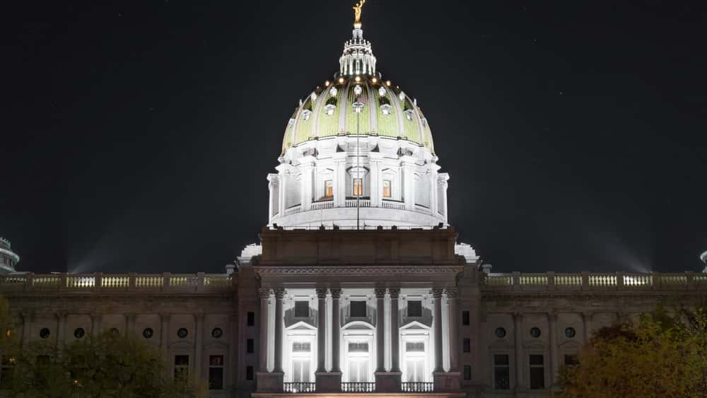Pennsylvania State Sen. Michael Folmer Charged With