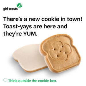 (Photo Credit: Girl Scouts)