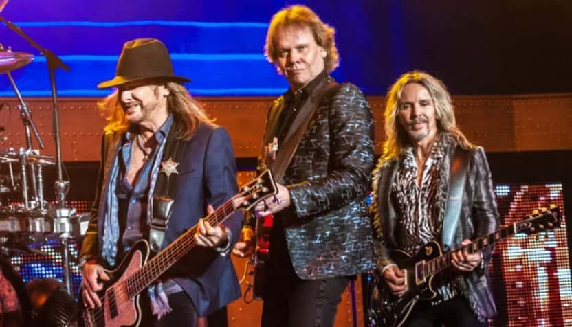 Styx Announce 'Laugh  Rock  Seriously ' With Larry The Cable