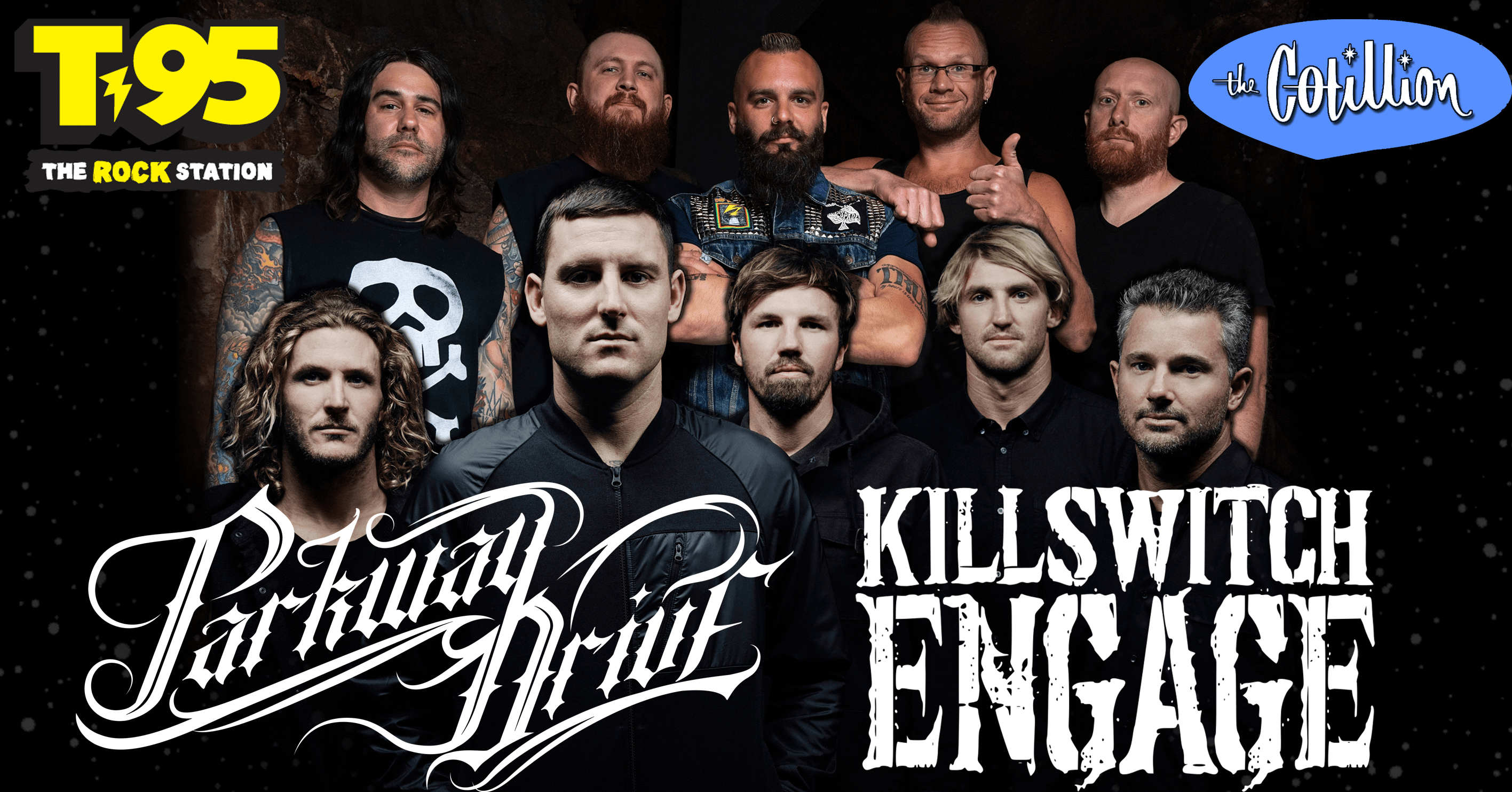 Killswitch Engage & Parkway Drive | 95 1 KICT-FM