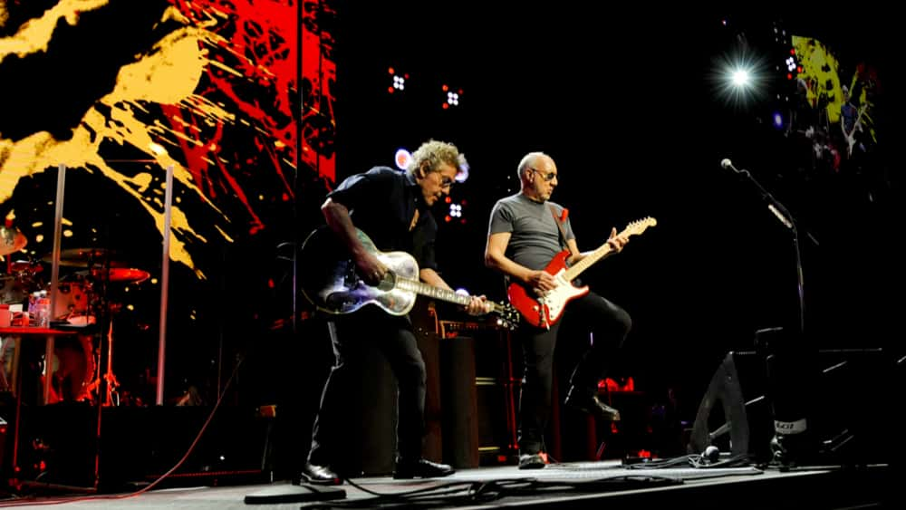 "The Who Add New Show At Hollywood Bowl On Their ""Moving On"