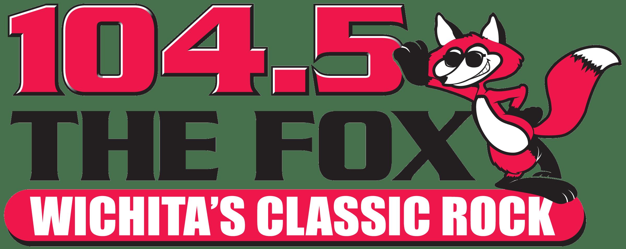 104 5 The Fox - Wichita's Classic Rock - KFXJ-FM