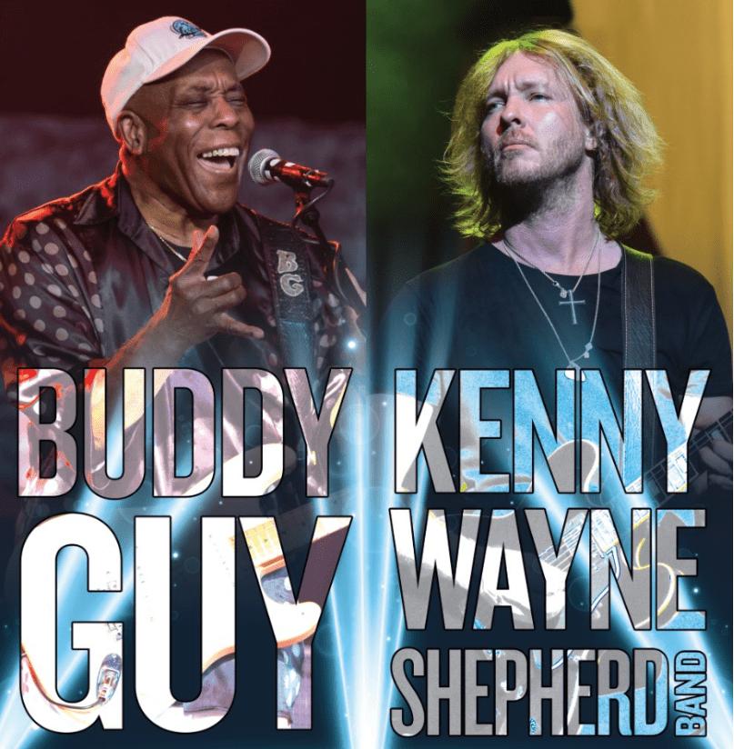 Buddy Guy & Kenny Wane Shepherd | KFXJ-FM